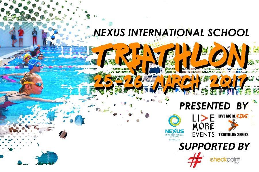 Nexus International School Triathlon 2017 – 26th March