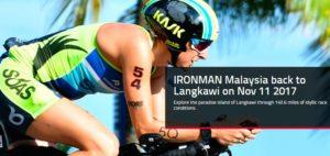 IRONMAN 70.3 Langkawi 2017