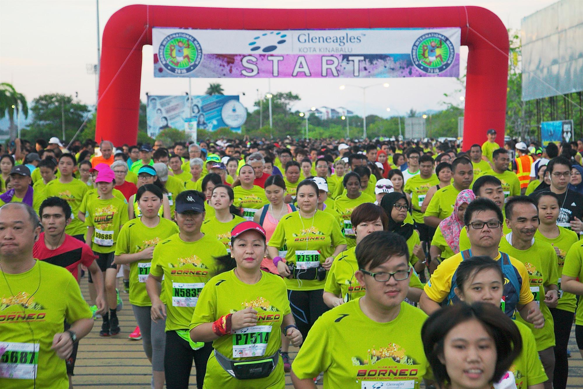 Unicef Borneo International Marathon