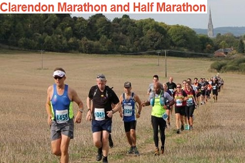 Clarendon Marathon and Half Marathon