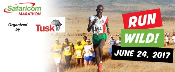 The Safaricom Marathon 2017