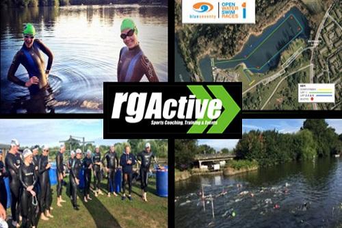 RG Open Water Swim Race Event UK - Race Connections