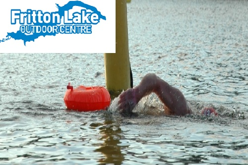 Fritton Lake Big Swim Event 2017 - Race Connections