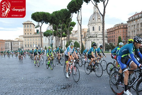 Gran Fondo Campagnolo Roma 2017 - Race Connections