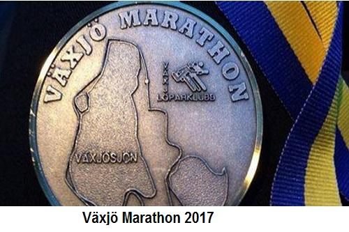 Växjö Marathon 2017 - Race Connections