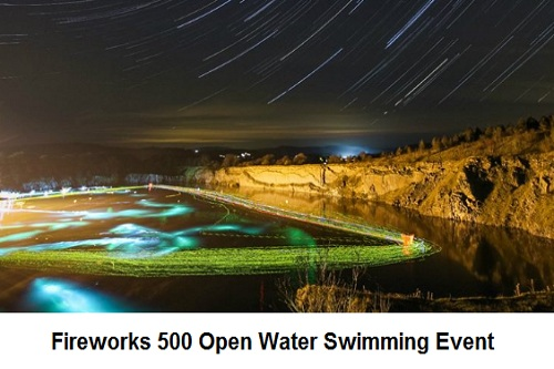 Fireworks 500 Open Water Swimming Event - Race Connections