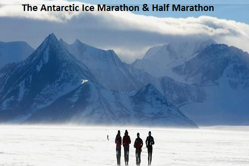 The Antarctic Ice Marathon & Half Marathon - Race Connections
