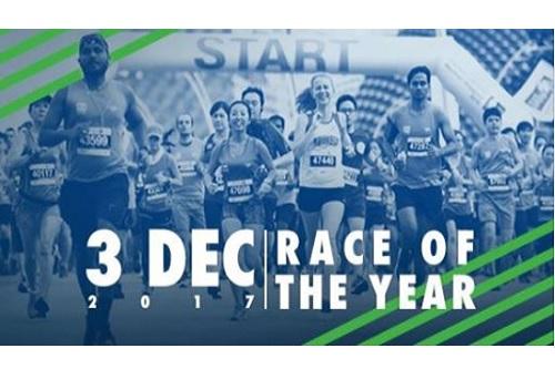 Standard Chartered Singapore International Marathon, Half Marathon, 10k & Relay - Race Connections