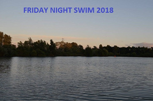Friday Night Swim 2018 - Race Connections