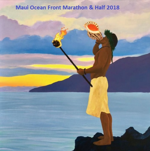 Maui Ocean Front Marathon & Half 2018 - Race Connections