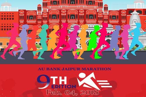 AU BANK Jaipur Marathon 2018 - Race Connections