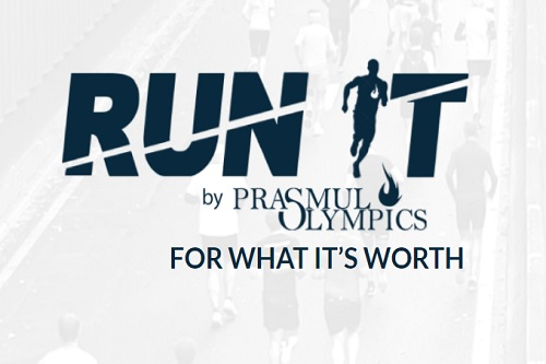 Run It - Prasmul Olympics 2018 - Race Connections