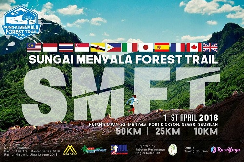 Sungai Menyala Forest Trail 2018 - Race Connections