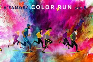 A'Famosa Color Run 2018 - Race Connections