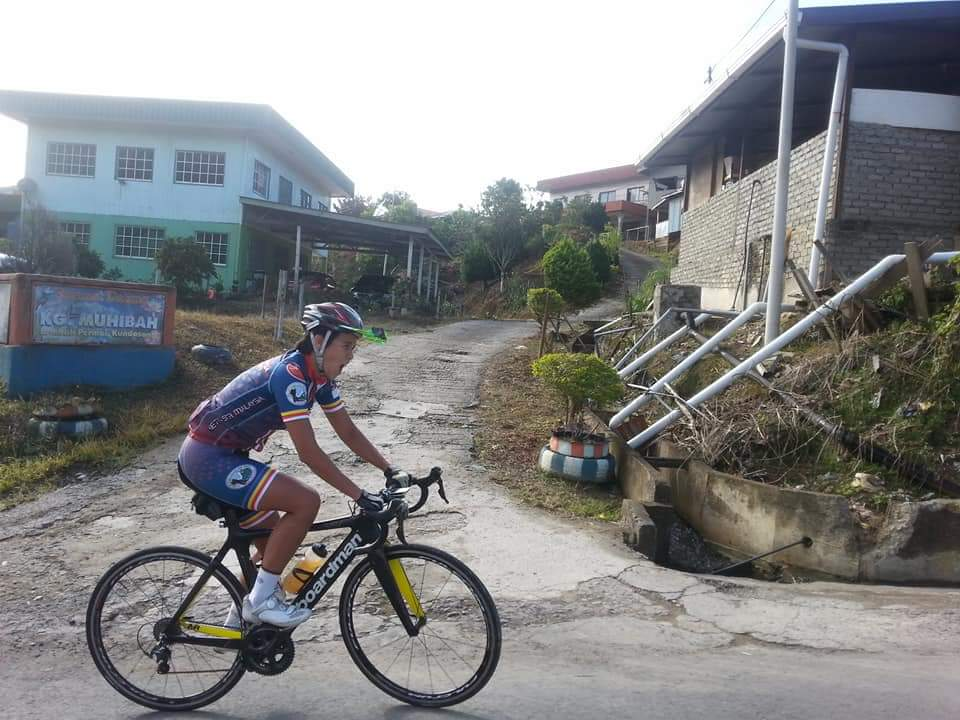 Cycling Tours Borneo