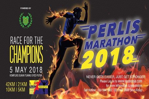 The Perlis Marathon 2018 Event - Race Connections