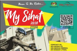 MySihat Ride 2018 - Cycling Event - Race Connections