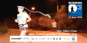 Running Under The Moon in Cyprus - Race Connections