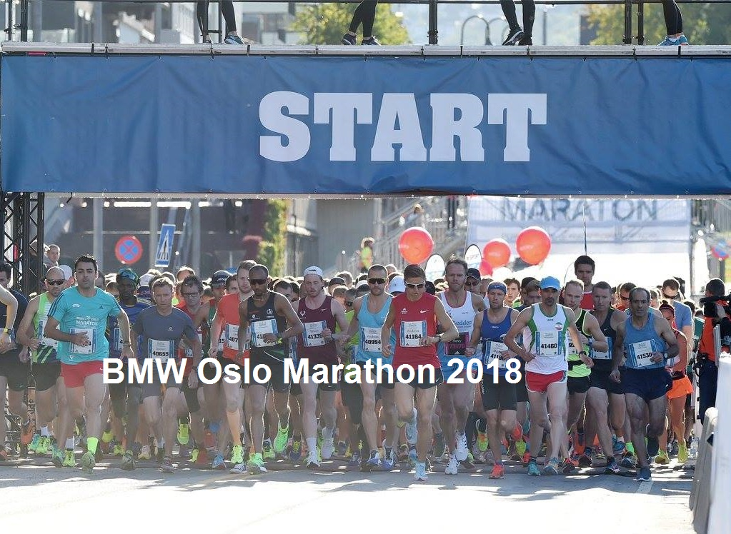 BMW Oslo Marathon 2018 - Marathon Events in Norway - Race Connections