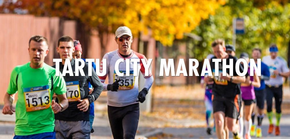 City Marathon Events in Estonia - Race Connections