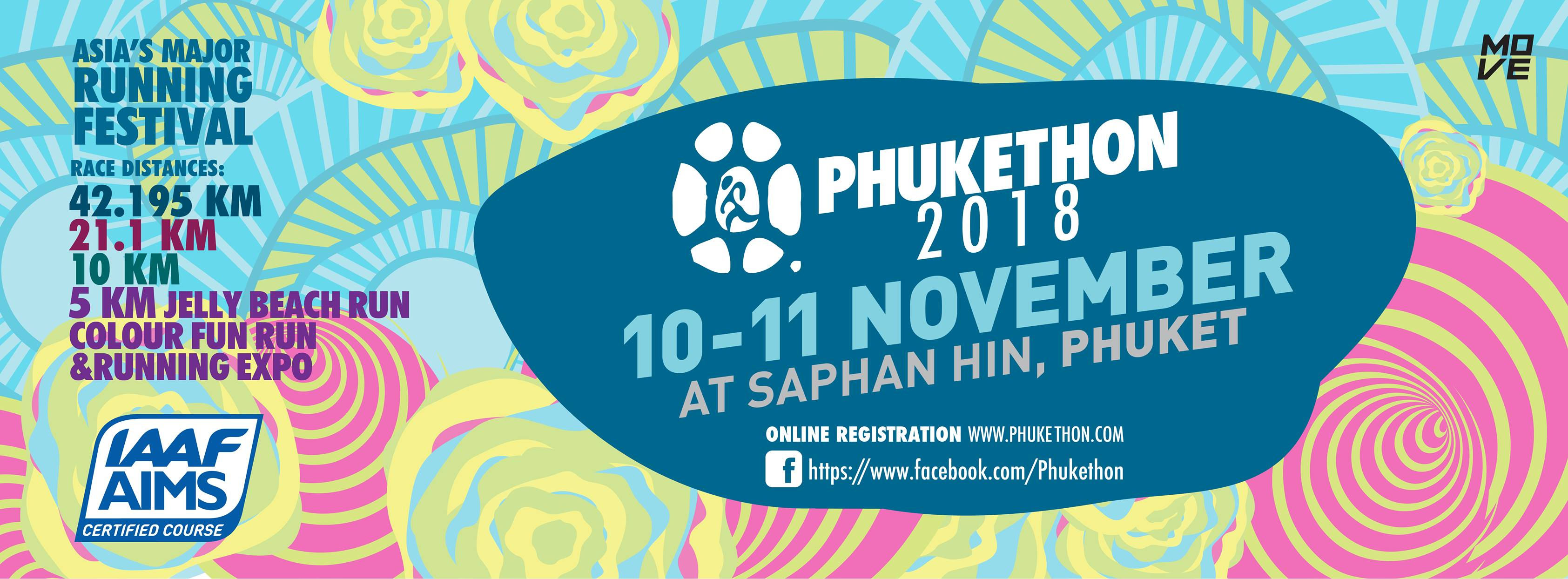 Phukethon International Marathon 2018 - Race Connections