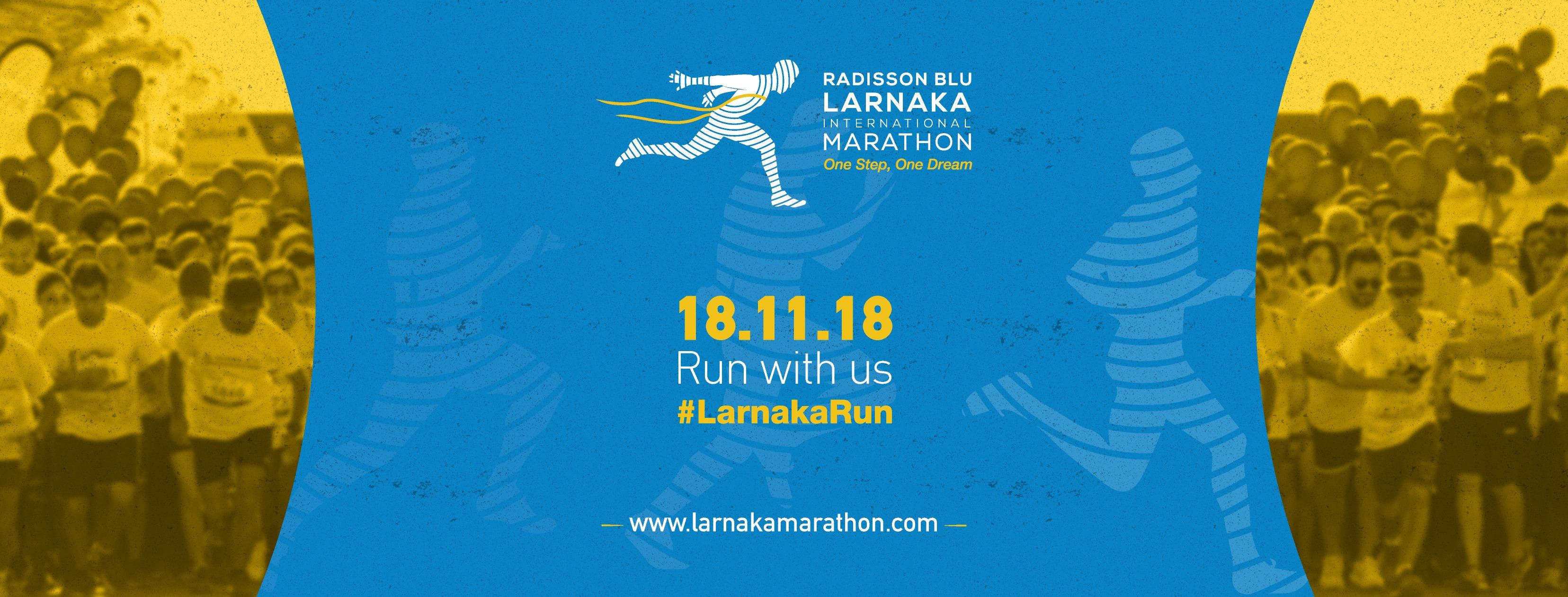 Radisson Blu Larnaka International Marathon - Race Connections