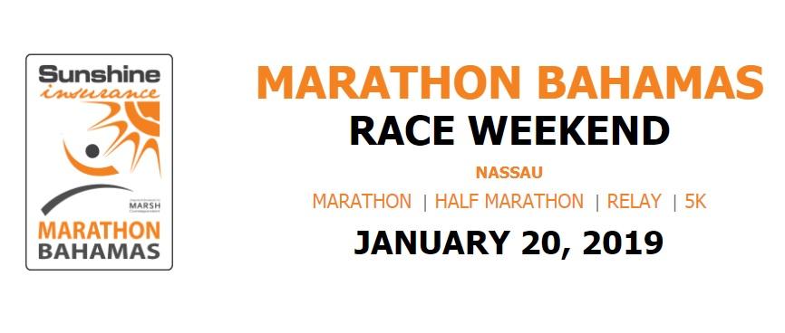 Marathon Bahamas, Half Marathon & Relay - Race Connections