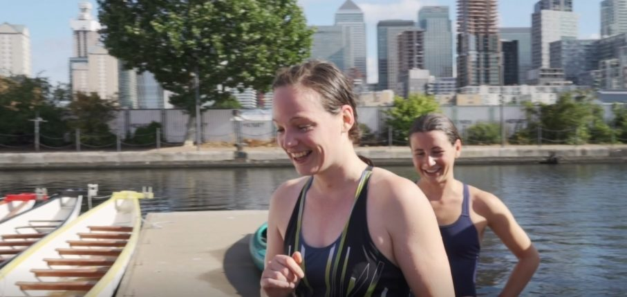 CANARY WHARF 1 MILE SWIM - Race Connections