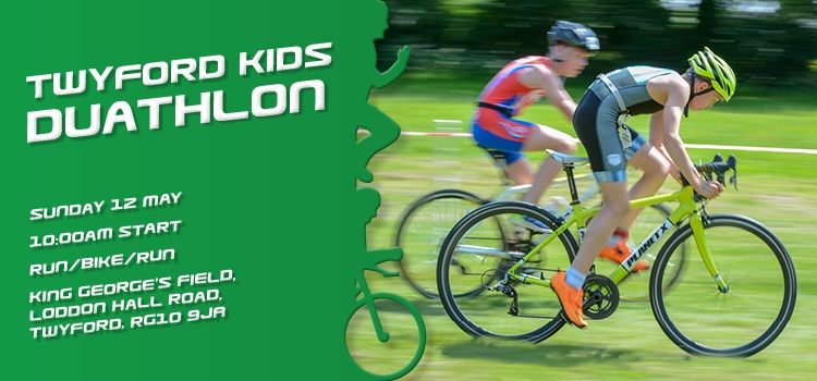 Twyford Kids Duathlon 2019 - Race Connections