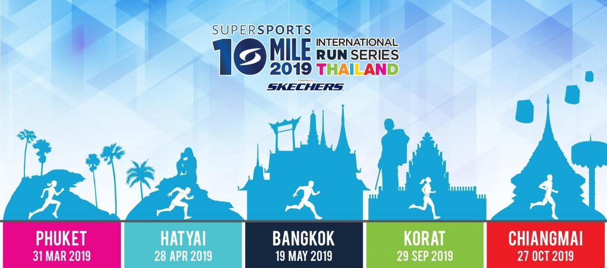 Supersports 10 Mile International Run Series - Race Connections