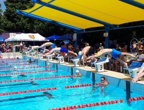 Lithgow Swimming Club athletes qualify for NSW Junior State Age