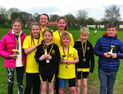 Stratford juniors start defence of triathlon series crown
