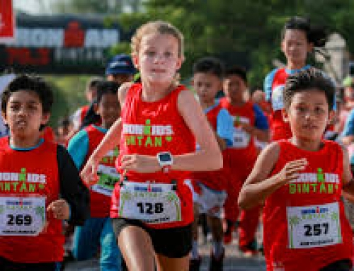 Race Result 2019 Iron Kids