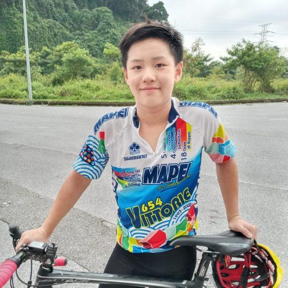 Top Perak Junior Triathlete