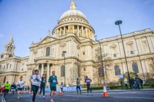 Cancer Research UK London Winter Run 2