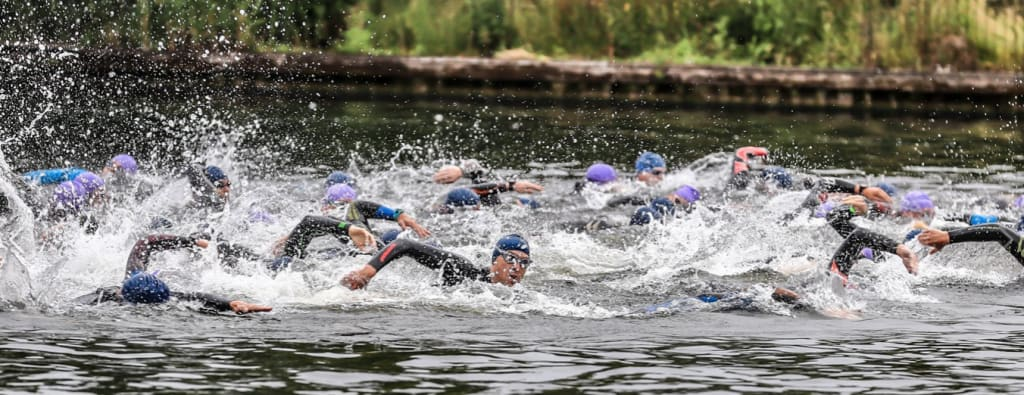 Dorney Lake Triathlon