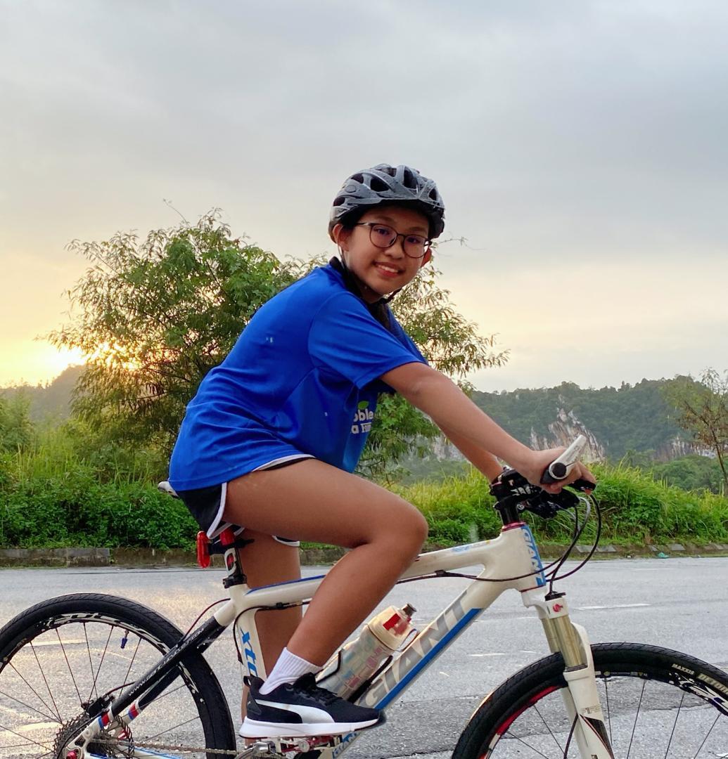 Perak Junior Triathlete