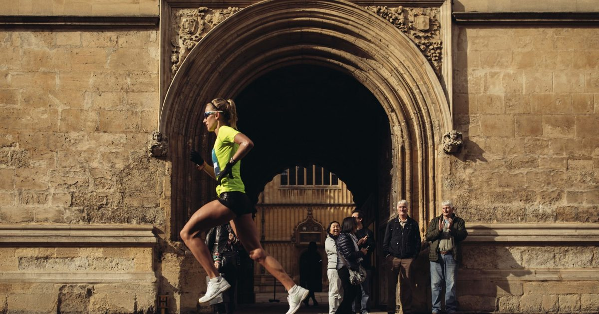 Running Events in UK