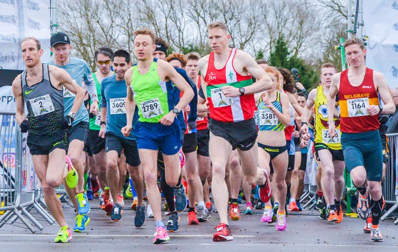 Cheltenham Running Festival