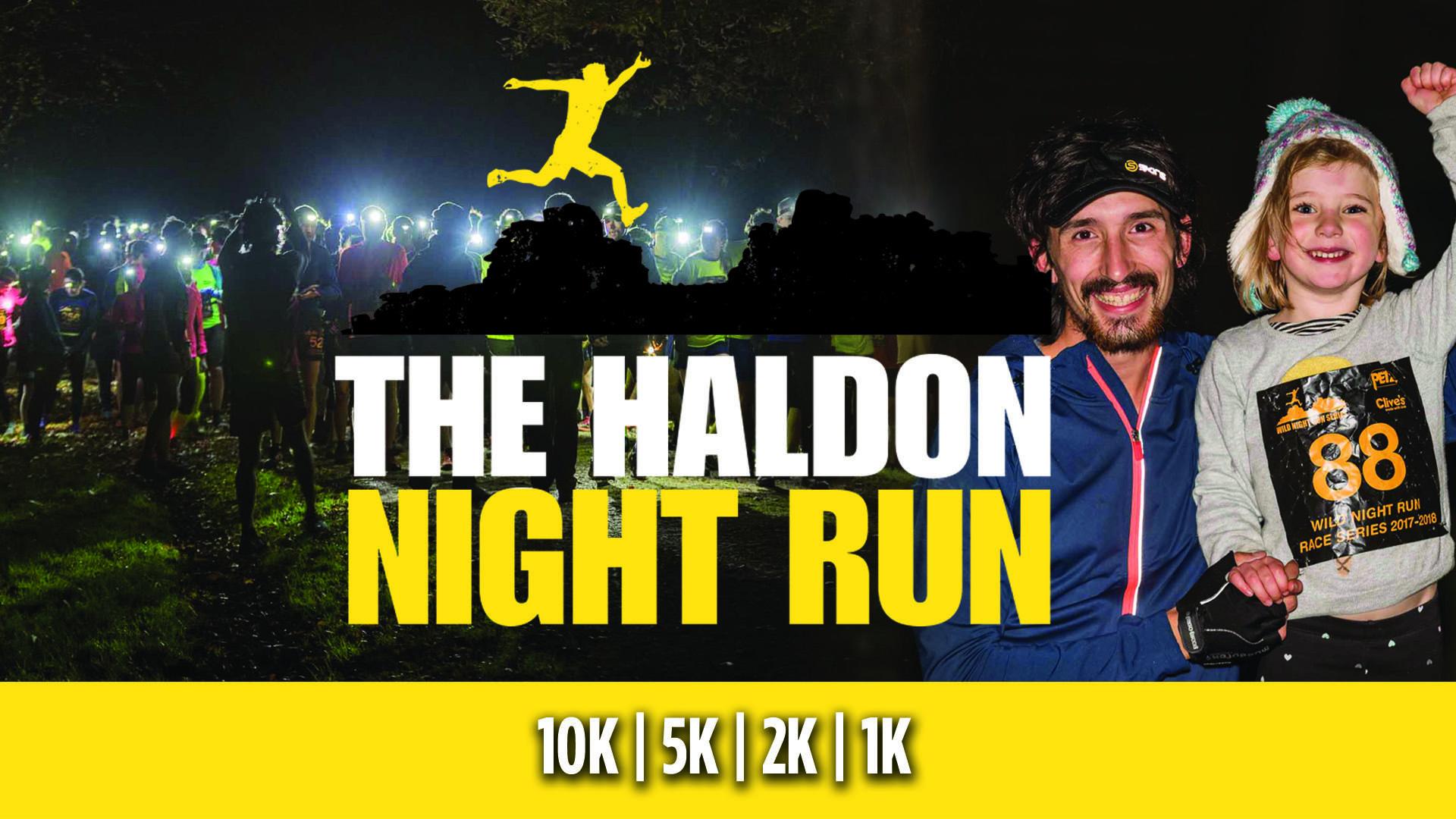 Haldon Night Run