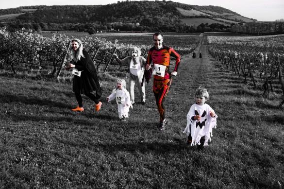 Halloween Sprint