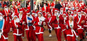 Shropshire Santa 5k